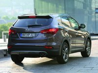 Hyundai Santa Fe EU Version 2013 poster