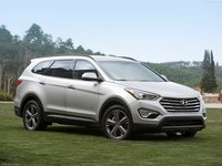 Hyundai Santa Fe 2013 poster