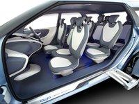 Hyundai Hexa Space Concept 2012 poster