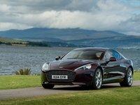 Aston Martin Rapide S 2015 poster