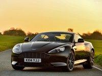 Aston Martin DB9 Carbon Edition 2015 poster
