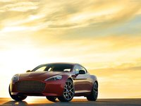Aston Martin Rapide S 2014 poster