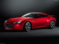 Aston Martin V12 Zagato 2013 poster