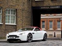 Aston Martin V12 Vantage Roadster 2013 poster