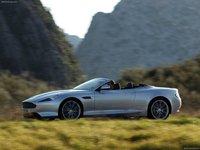 Aston Martin Virage Volante 2012 poster