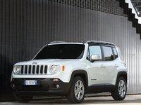 Jeep Renegade 2015 poster