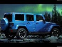 Jeep Wrangler Polar 2014 poster