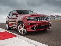 Jeep Grand Cherokee SRT 2014 poster