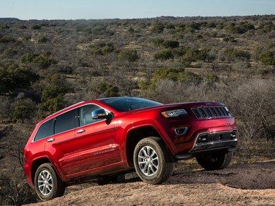 Jeep Grand Cherokee 2014 poster #31964