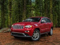 Jeep Grand Cherokee 2014 #31965 poster