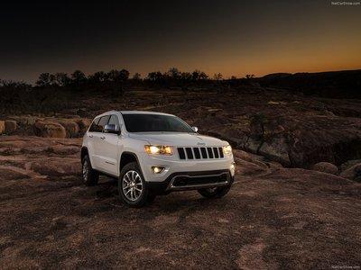Jeep Grand Cherokee 2014 poster #31967