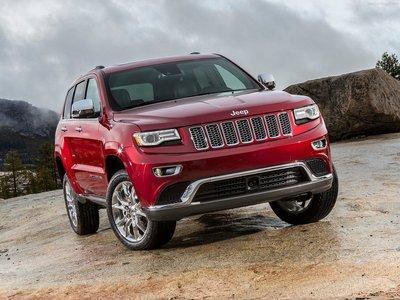 Jeep Grand Cherokee 2014 poster #31968
