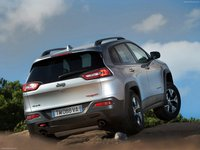 Jeep Cherokee EU Version 2014 poster