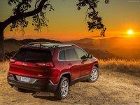 Jeep Cherokee 2014 poster