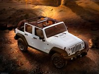 Jeep Wrangler Unlimited Moab 2013 poster