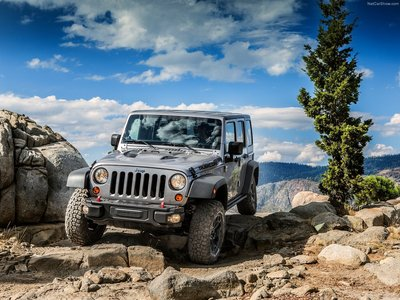 Jeep Wrangler Rubicon 10th Anniversary 2013 poster #32027