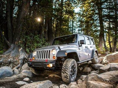Jeep Wrangler Rubicon 10th Anniversary 2013 poster #32030