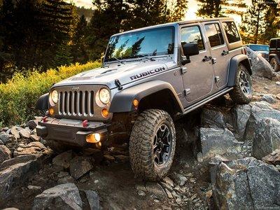 Jeep Wrangler Rubicon 10th Anniversary 2013 poster #32031