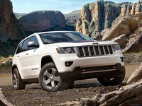 Jeep Grand Cherokee Trailhawk 2013 poster