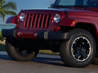 Jeep Wrangler Unlimited Altitude 2012 poster