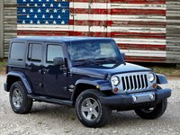 Jeep Wrangler Freedom Edition 2012 poster