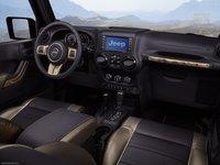Jeep Wrangler Dragon Concept 2012 poster