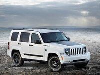 Jeep Liberty Arctic 2012 poster
