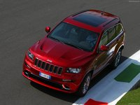 Jeep Grand Cherokee SRT8 2012 poster