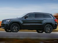 Jeep Grand Cherokee Concept 2012 poster