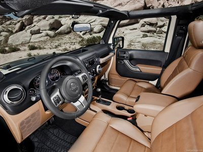 Jeep Wrangler Mojave 2011 poster #32123