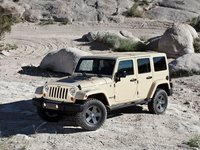 Jeep Wrangler Mojave 2011 #32126 poster