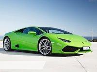 Lamborghini Huracan LP610 4 2015 poster
