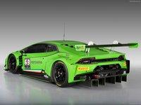 Lamborghini Huracan GT3 Racecar 2015 poster