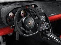 Lamborghini Gallardo LP570 4 Squadra Corse 2014 poster
