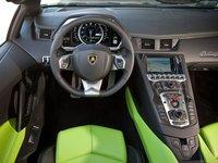 Lamborghini Aventador LP700 4 Roadster 2014 poster
