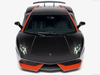 Lamborghini Gallardo LP570 4 Edizione Tecnica 2013 poster