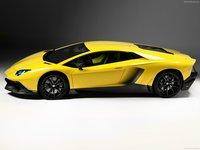 Lamborghini Aventador LP720 4 50th Anniversary 2013 poster
