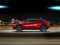 Lamborghini Urus Concept 2012 poster