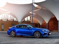 Lexus RC F 2015 poster