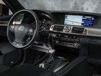 Lexus LS 460 F Sport 2013 poster