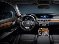 Lexus GS 450h 2013 poster