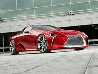 Lexus LF LC Concept 2012 #35309 poster