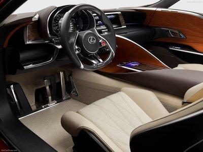 Lexus LF LC Concept 2012 poster #35311