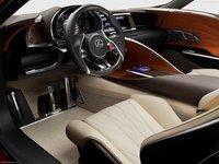 Lexus LF LC Concept 2012 #35311 poster