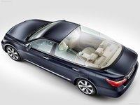 Lexus LS 600h L Landaulet 2011 poster