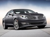 Lincoln MKZ 2013 poster
