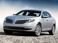 Lincoln MKS 2013 poster