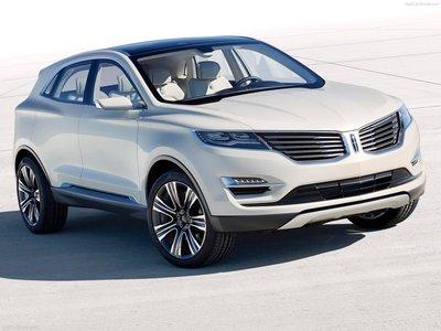 Lincoln MKC Concept 2013 poster #35977