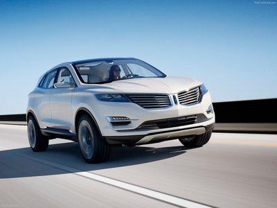 Lincoln MKC Concept 2013 poster #35979