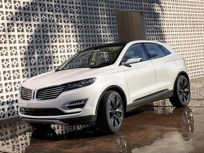 Lincoln MKC Concept 2013 poster #35980